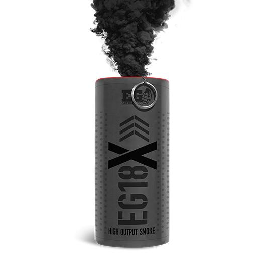 EG18X Black Smoke Bomb