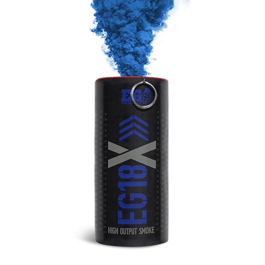 EG18X Blue Smoke Bomb