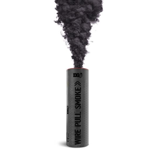 WP40 Black Smoke Grenade