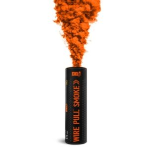 WP40 Orange Smoke Grenade