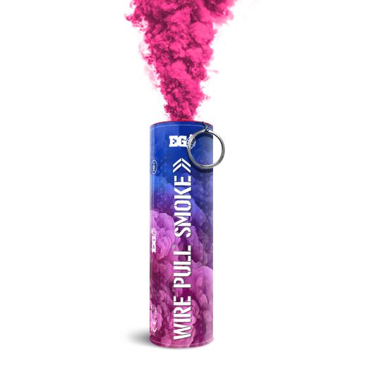 Pink gender reveal smoke bomb - regular